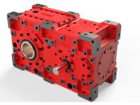 Monoblock Industrial Gear Unit