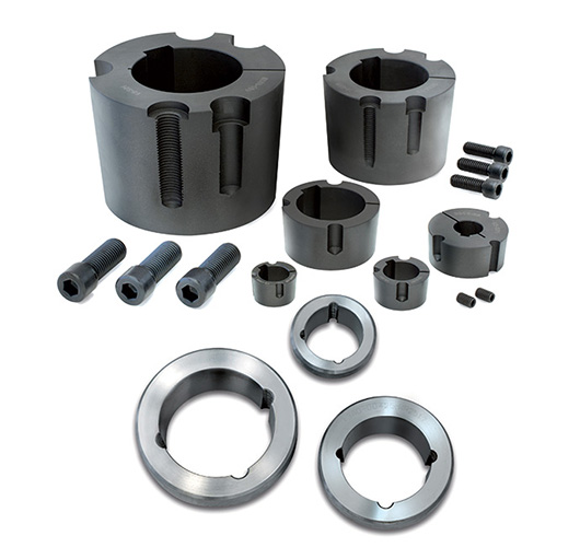 Taper Bushes and Hubs